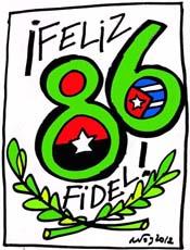 Fidel pinta en cada sueño de su gente la esperanza clara