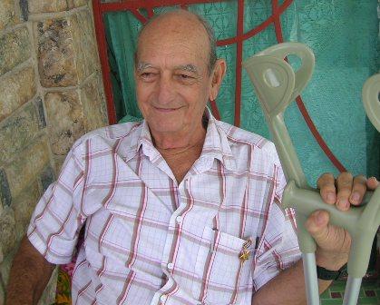 Entre hierros y molinos queda el espíritu de Julián Borja