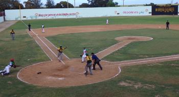 Las Tunas en zona de clasificación de la Serie Nacional de Béisbol