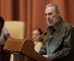 Advierte Fidel Castro peligro de guerra nuclear