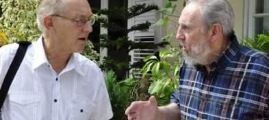 """Mensaje de Fidel: """"En una guerra nuclear el daño colateral sería la vida de la humanidad"""""""