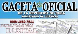 Publican disposiciones generales sobre reordenamiento de la economía cubana