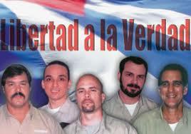 Solidaridad con los Cinco Héroes