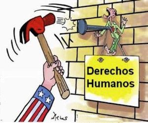 Derechos Humanos de la Hipocresía