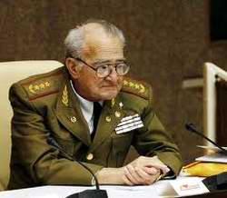 Falleció el Ministro de las Fuerzas Armadas de Cuba