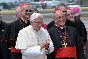 En La Habana Su Santidad Benedicto XVI
