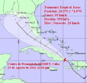 Aviso de Ciclón Tropical