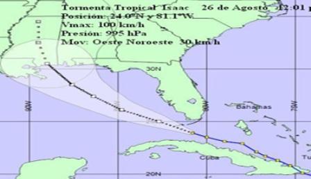 Región central cubana a normalidad y oriente a recuperación por Isaac