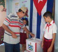 Elecciones parciales en Puerto Padre