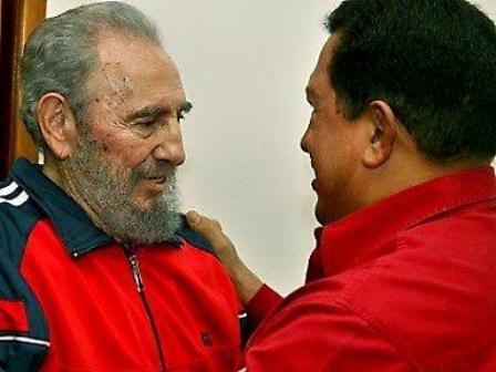 Carta de Fidel a Nicolás Maduro