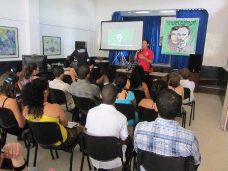 Puerto Padre, sede de encuentro de Jóvenes Plaza Martiana