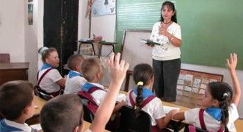 Garantía de maestros y materiales para cada escolar en Puerto Padre