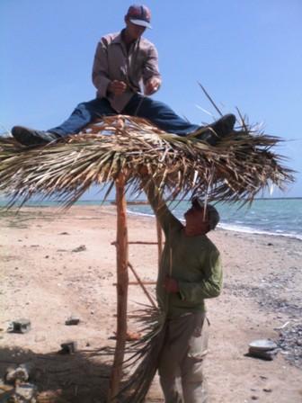 En la Jíbara hay sol bueno y mar de espumas